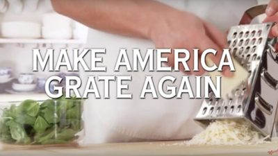MEDiAHEAD: Make America Grate Again