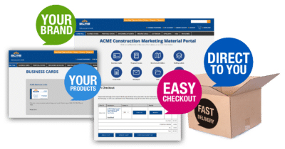Marketing & Distribution Portals