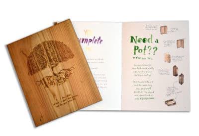 Kashi Wooden Book 3