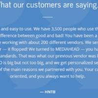HNTB Portal Testimonial