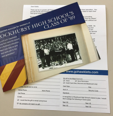 Rockhurst Direct Mail Project