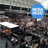MEDiAHEAD Trade Show Booth
