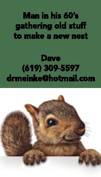 Homeless Guy's Business Card