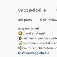 veggiebellie on Instagram