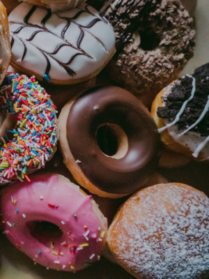 Everyone loves donuts.