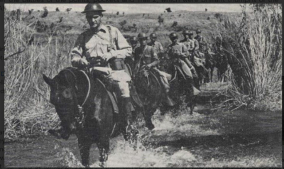 Veterans Day 2020 and the Final Calvary Charge in World War II