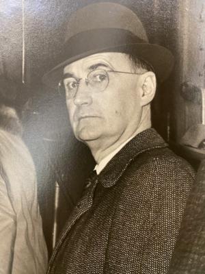 Albert E. Hallett