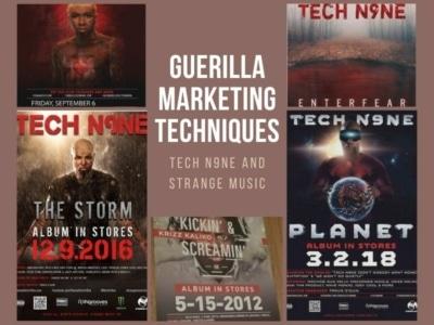 Guerilla Marketing Techniques